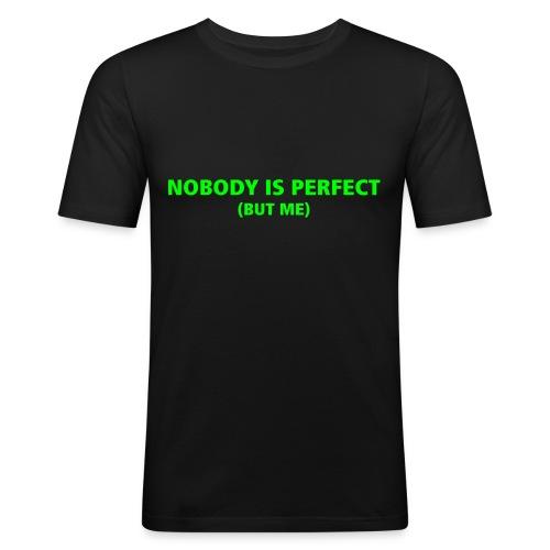 I'm perfect - Men's Slim Fit T-Shirt