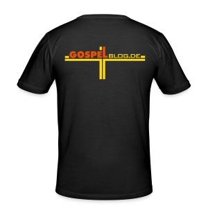 GospelBlog.de - Männer Slim Fit T-Shirt