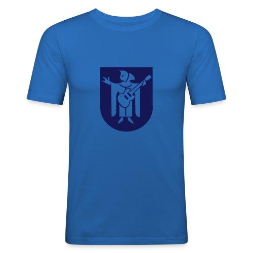 Münchner Kindl - Männer Slim Fit T-Shirt