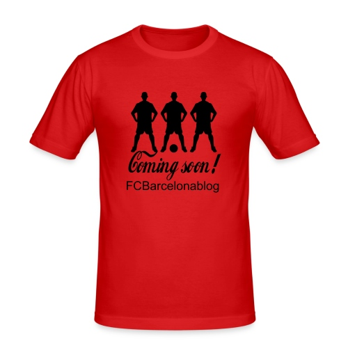 Coming Soon - Men's Slim Fit T-Shirt