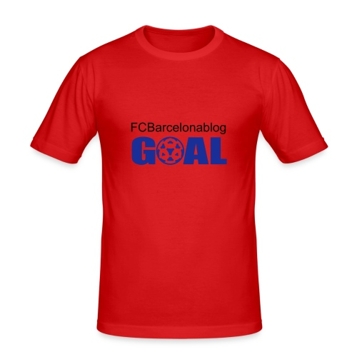 Goal - Men's Slim Fit T-Shirt