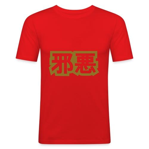 Evil Jap Red - Camiseta ajustada hombre