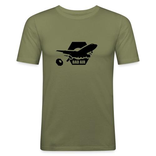 bad air - Men's Slim Fit T-Shirt