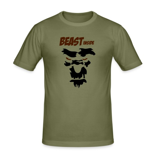 Beast - slim fit T-shirt