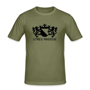 Utreg Massive OD Tee - Men's Slim Fit T-Shirt