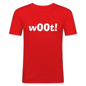 wOOt T Shirt - Men's Slim Fit T-Shirt