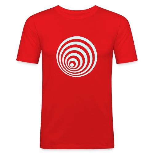 T-Shirt uomo Reflex - Maglietta aderente da uomo