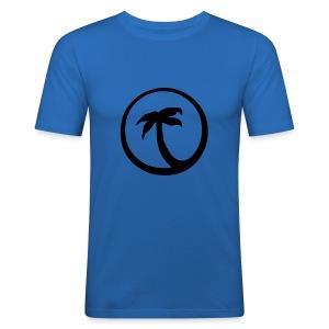 Slim Fit T-skjorte for menn