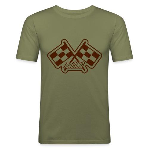 Racing - Men's Slim Fit T-Shirt