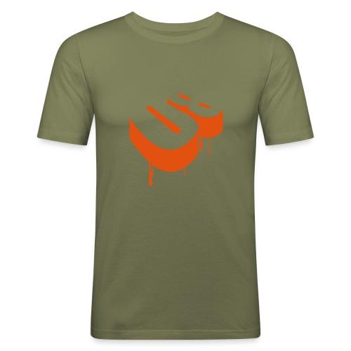 80 Drips - Men's Slim Fit T-Shirt