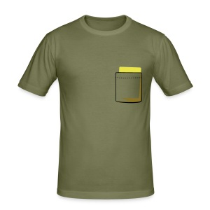voor maasakkers - slim fit T-shirt