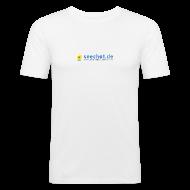 T-Shirts ~ Männer Slim Fit T-Shirt ~ Artikelnummer 3888114