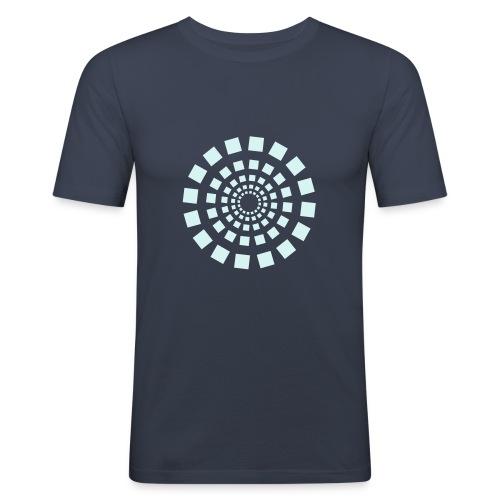 Tunnel (power-reflex, heijastava) - Miesten tyköistuva t-paita