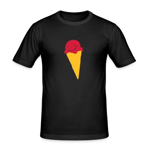 Ice Cream - Men's Slim Fit T-Shirt