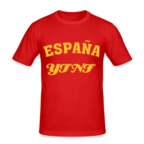 espania - Men's Slim Fit T-Shirt