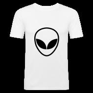 T-shirts ~ slim fit T-shirt ~ Alien T-Shirt , big picture