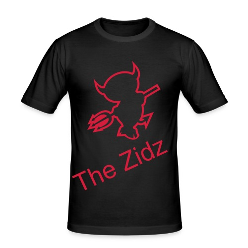 The Zidz - Slim Fit T-skjorte for menn