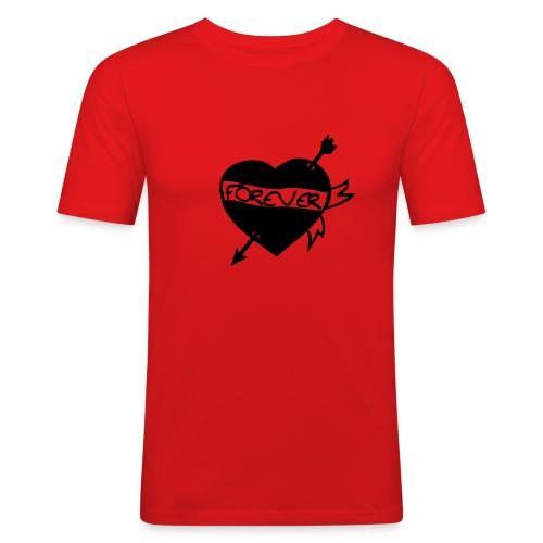 Forever - Männer Slim Fit T-Shirt