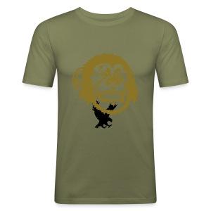 Gullapen - Slim Fit T-skjorte for menn
