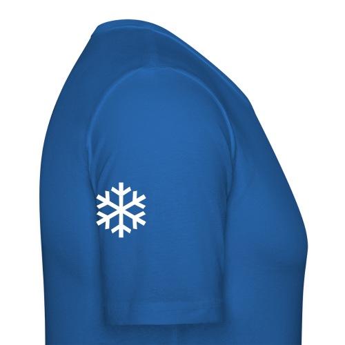 The Snowflakes - Men's Slim Fit T-Shirt