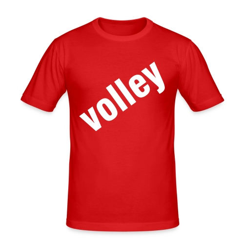 volley - Men's Slim Fit T-Shirt