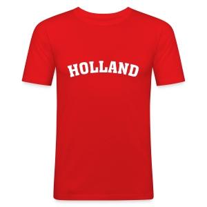 Dutch t-shirt - Men's Slim Fit T-Shirt