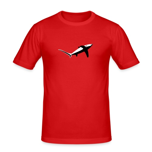 Shark - Männer Slim Fit T-Shirt