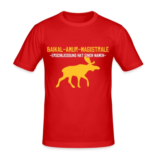 BAL - Männer Slim Fit T-Shirt