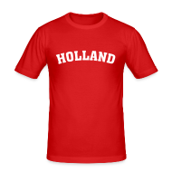 T-shirts ~ slim fit T-shirt ~ Holland!