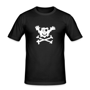 Monsterpirat - Männer Slim Fit T-Shirt