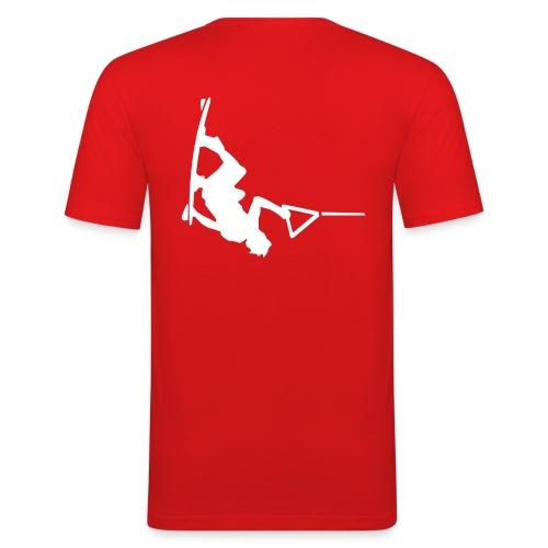 Wave surf - Camiseta ajustada hombre