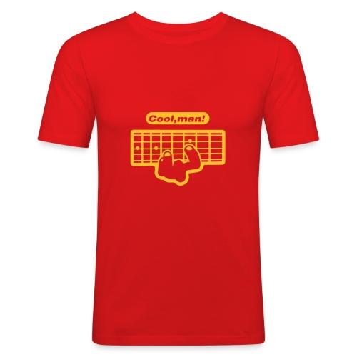 Le T'street - T-shirt près du corps Homme