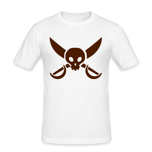 Skull - T-shirt près du corps Homme