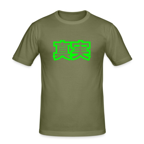 Shine - Männer Slim Fit T-Shirt