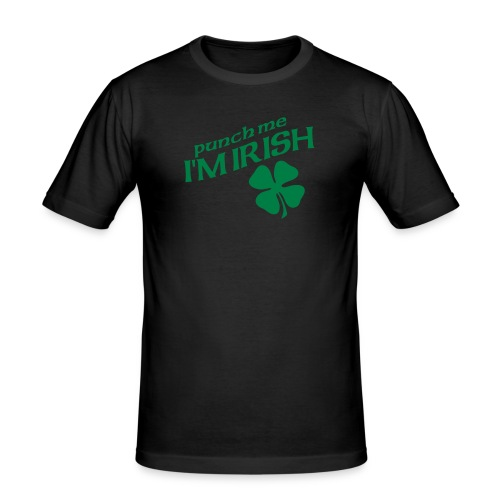 St. Patrick - Männer Slim Fit T-Shirt