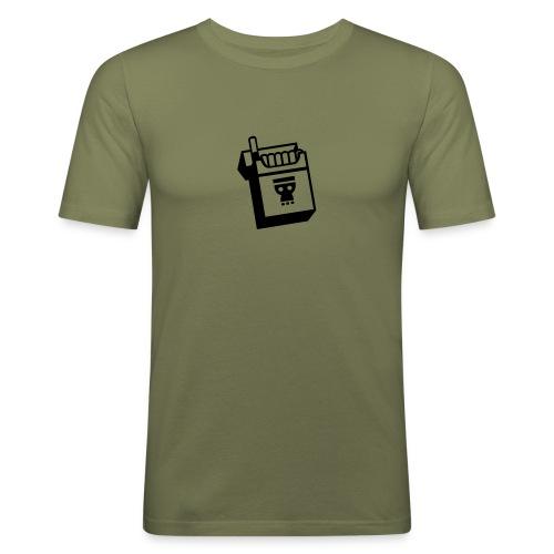 Smoking - Männer Slim Fit T-Shirt