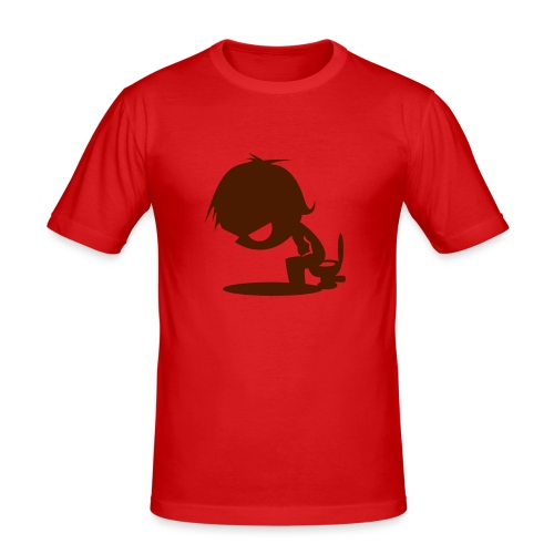 Shitting - slim fit T-shirt