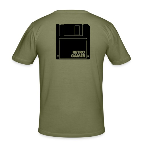 3.5 Floppy - Men's Slim Fit T-Shirt