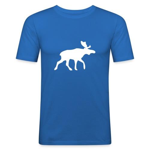 Slim Fit - Slim Fit T-skjorte for menn