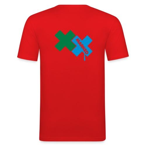 Market - T-shirt près du corps Homme