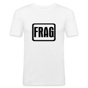 Frag - Slim Fit T-skjorte for menn