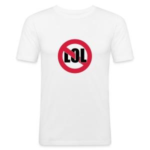 LOL - Slim Fit T-skjorte for menn