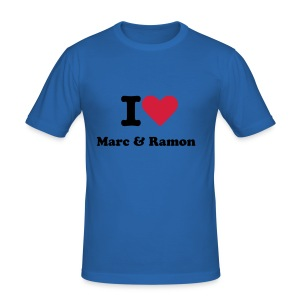 I hartje Marc & Ramon - slim fit T-shirt