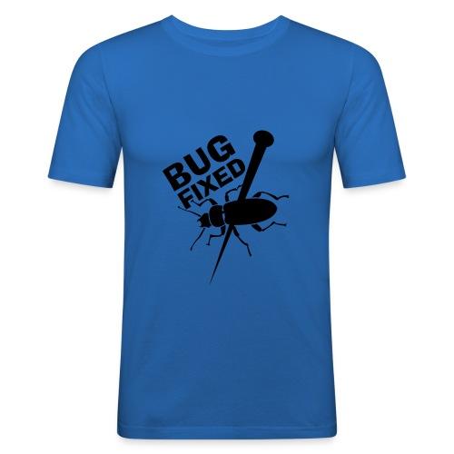 Shirt Bug Fixed - Männer Slim Fit T-Shirt