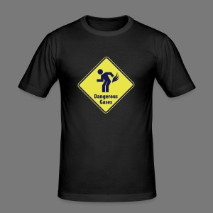 Dangerous Gases - Men's Slim Fit T-Shirt