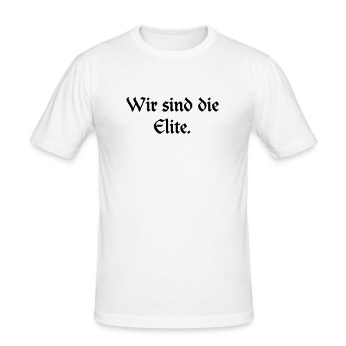 ABI 2007 - Männer Slim Fit T-Shirt