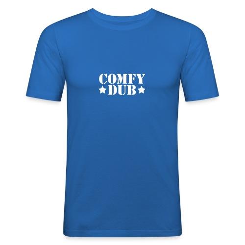 comfy dub - Männer Slim Fit T-Shirt