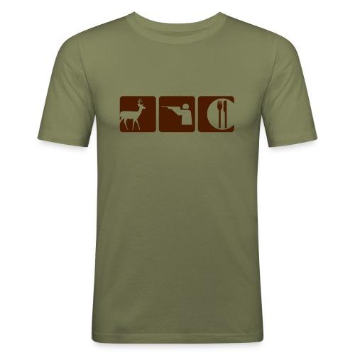 T-shirt - slim fit T-shirt