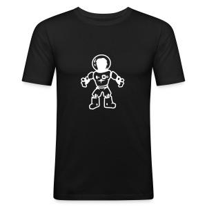 Astronaut - Männer Slim Fit T-Shirt
