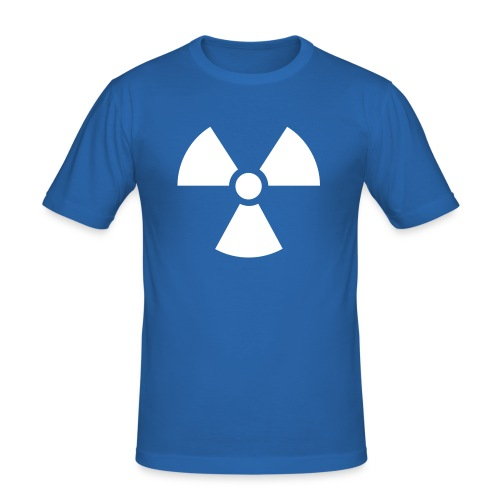 Radioactiv - Männer Slim Fit T-Shirt